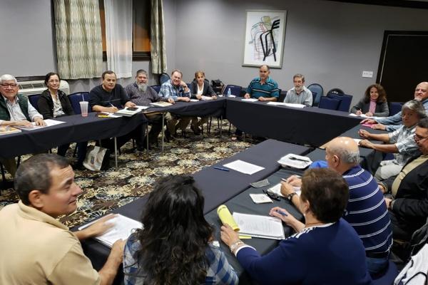 Reunión en Chicago en Octubre 11-12, 2019